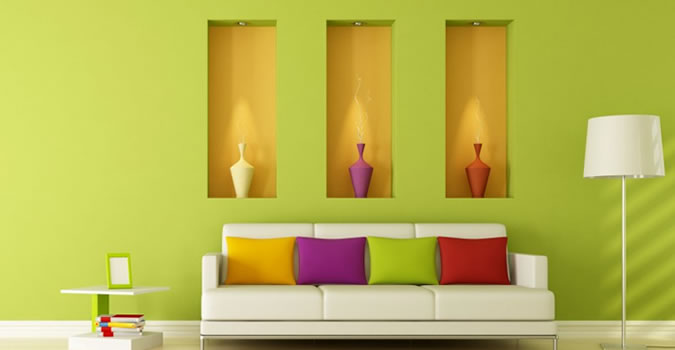 Interior Design Painting in Reno