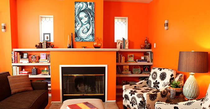 Interior Painting Services in Reno